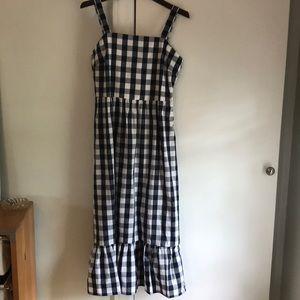 J. Crew Dresses - J. Crew Gingham Dress